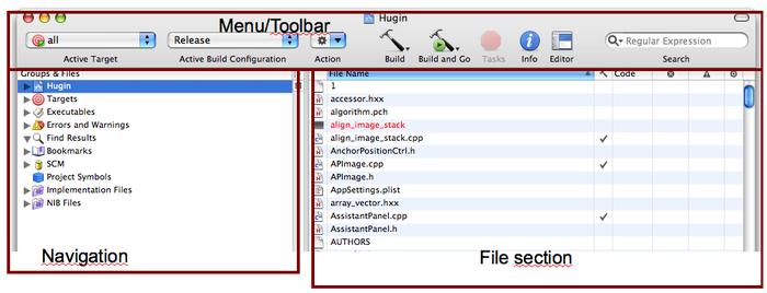 Build a MacOSX Universal Hugin bundle with Xcode - PanoTools